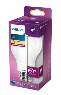 Led-lamppu E27 17,5W (150W) matta