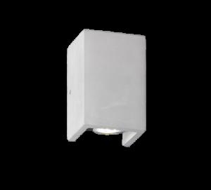 Cube seinävalaisin betoni