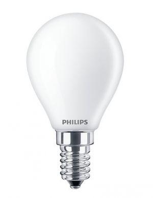 Led-lamppu DIM 4,5W (40W) E14 pyöreä matta