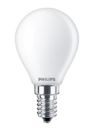 Led-lamppu 5,5W (40W) E14 pyöreä matta