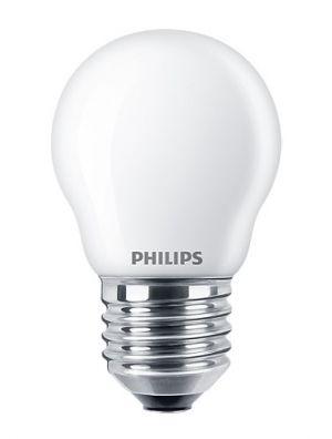 Led-lamppu E27 4,3W (40W) matta pieni kupu