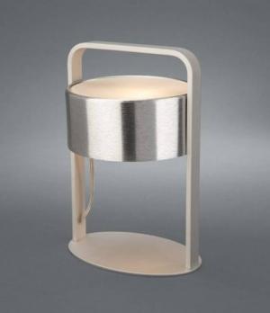 Bucket pöytävalaisin alumiini