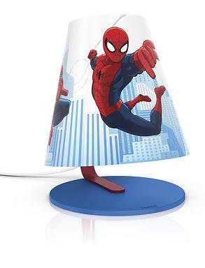 Spiderman pöytävalaisin