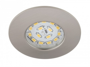 Briloner led 5W uppo teräs IP44