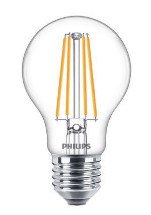 Led-lamppu E27 8,5W (75W) kirkas