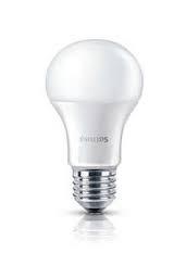 Led-lamppu E27 7,5W (60W) matta 6500K päivänvalo