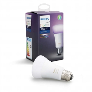 Philips Hue white and color lamppu E27 10W