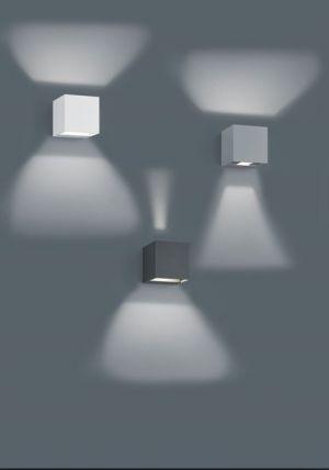 Adaja seinävalaisin titaani