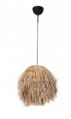 Bali riippuvalaisin bambu/musta