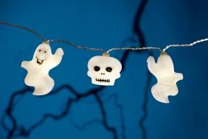 Halloween sarja haamu/pääkallo