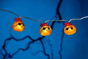 Halloween sarja merirosvokurpitsa