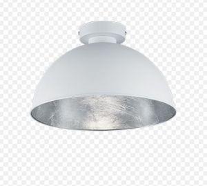 Jimmy plafondi valkoinen/hopea