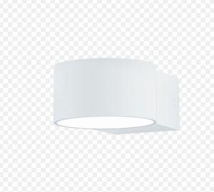 Lacapo seinävalaisin ylös/alas valkoinen