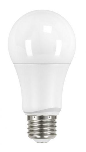 Led-liiketunnistinlamppu E27 vastaa 60W kylmä valo.