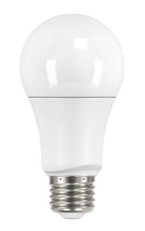 Led-liiketunnistinlamppu E27 vastaa 60W lämmin valo.