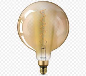 Philips Vintage led-jättilamppu pallo 5 W