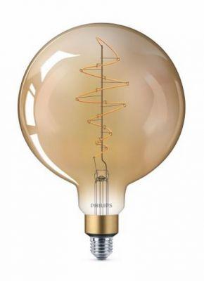 Philips Vintage led-jättilamppu pallo 6,5 W