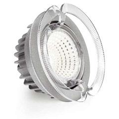 Universal Design Spot S102 valkoinen ambient, 3000K 9W