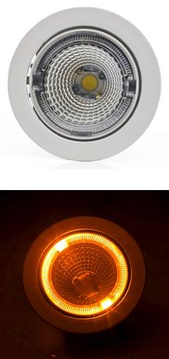 Universal Design Spot S100, oranssi ambient 4,5W