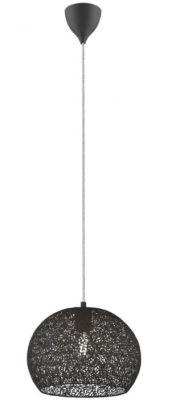 Väre riippuvalaisin 30 cm musta valkoisella taustalla.